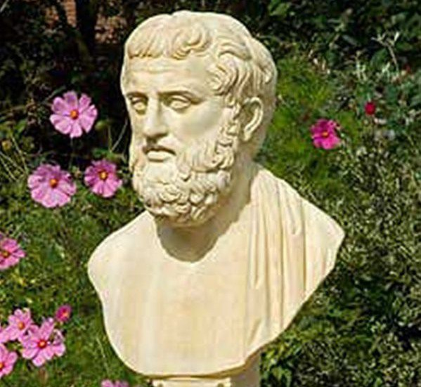 bust of aristotle 1